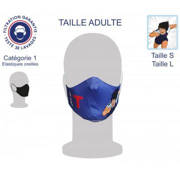 Masque Barrière Adulte Toho élastiques oreilles