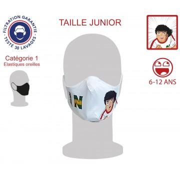 Masque Barrière Junior Newteam2 élastiques oreilles