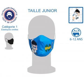 Masque Barrière Junior Newteam1 élastiques oreilles