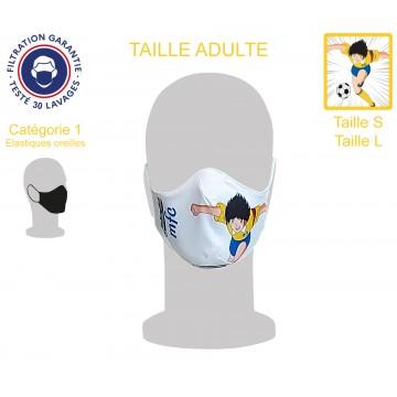 Masque Barrière Adulte Mambo élastiques oreilles