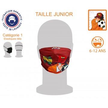 Masque Barrière Junior Price élastiques tête