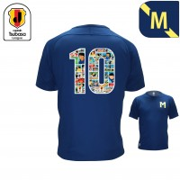 Maillot Muppet dos