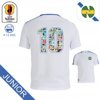 Maillot Newteam 1 Junior dos