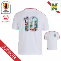 Maillot Newteam 2 Junior dos