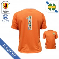 Maillot Newteam Price Junior dos