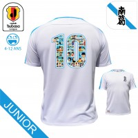 Maillot Newpie Junior dos