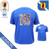 Maillot Japan Junior dos