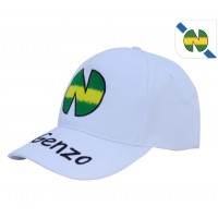 Casquette Newteam Price Blanc