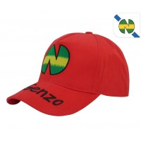 Casquette Newteam Price Rouge